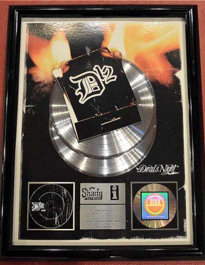 D12-Plaque