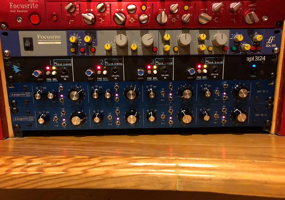 New Langevin Preamps