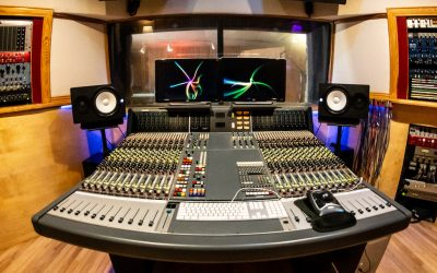 New Neve Console